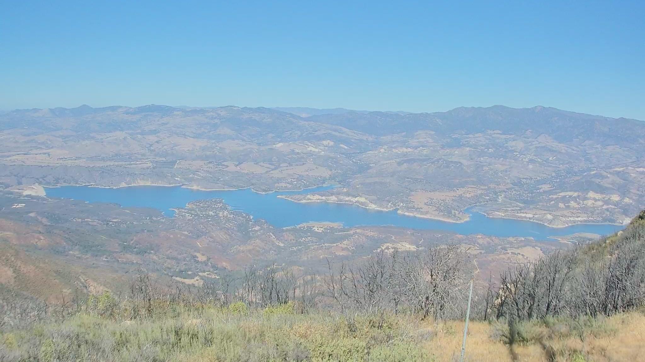 Lake Cachuma Cam Broadcast Peak
